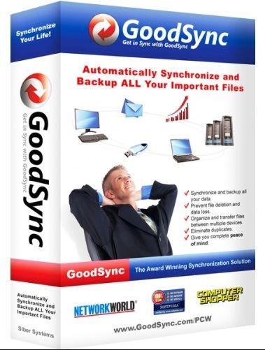 GoodSync Enterprise 11.6.3.5 Crack + Activation Code 2021
