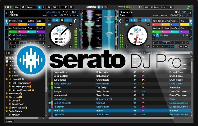Serato DJ Pro Crack + License Keygen [Latest]