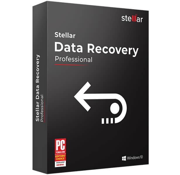 Stellar Data Recovery Professional 10.0.0.3 Crack + Key