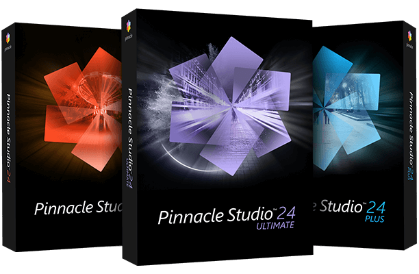 Pinnacle Studio Ultimate 24 Crack